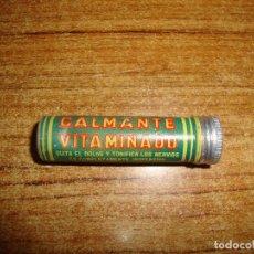 Antigüedades: (REF-002) FARMACIA MEDICAMENTO CALMANTE VITAMINADO. Lote 212551795
