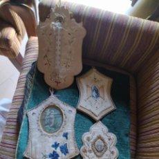 Antigüedades: LOTE BORDADOS. Lote 212579780