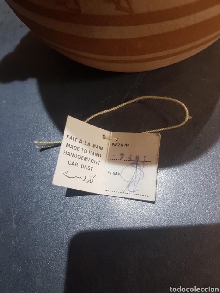 Antigüedades: Réplica de jarra celtíbera con decoración - Foto 6 - 212585143