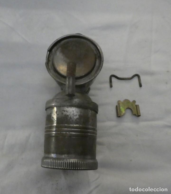 Antigüedades: CARBURERO DE BICICLETA, ROSAC - Foto 2 - 212734651