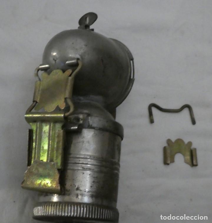 Antigüedades: CARBURERO DE BICICLETA, ROSAC - Foto 3 - 212734651