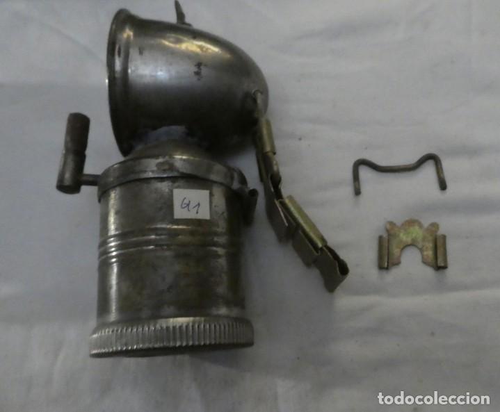 Antigüedades: CARBURERO DE BICICLETA, ROSAC - Foto 5 - 212734651