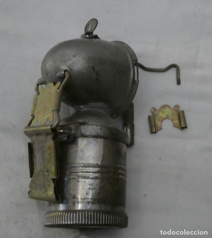 Antigüedades: CARBURERO DE BICICLETA, ROSAC - Foto 8 - 212734651