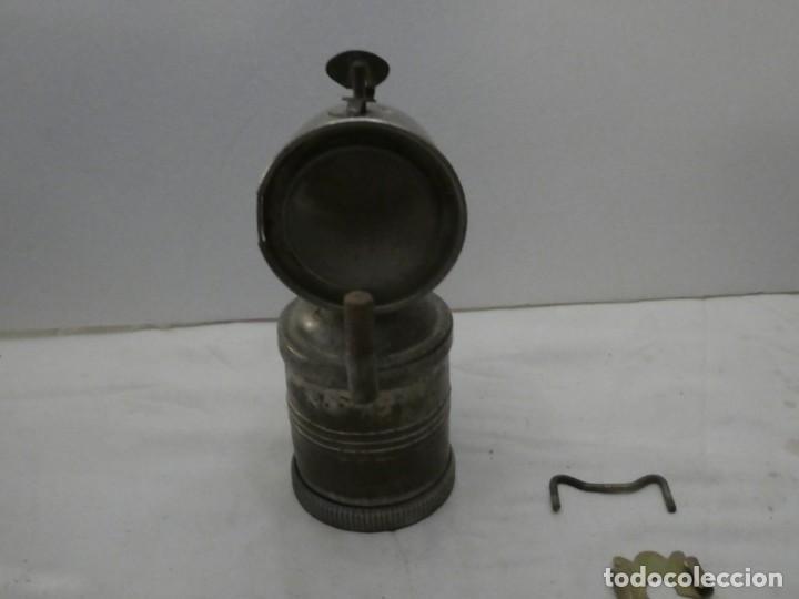 Antigüedades: CARBURERO DE BICICLETA, ROSAC - Foto 9 - 212734651