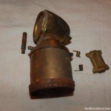 Antigüedades: CARBURERO DE BICICLETA JMPEX, INCOMPLETO. Lote 212735118