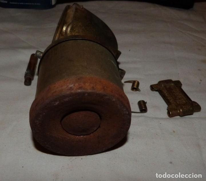 Antigüedades: CARBURERO DE BICICLETA JMPEX, INCOMPLETO - Foto 4 - 212735118