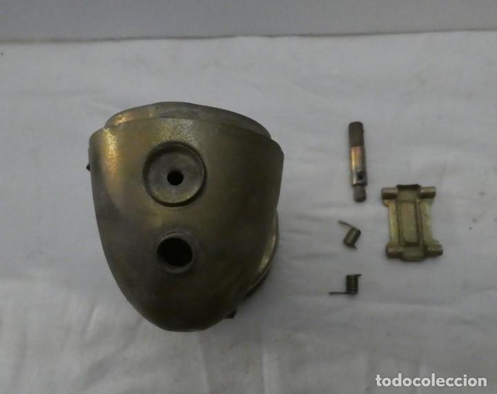 Antigüedades: CARBURERO DE BICICLETA JMPEX, INCOMPLETO - Foto 5 - 212735118