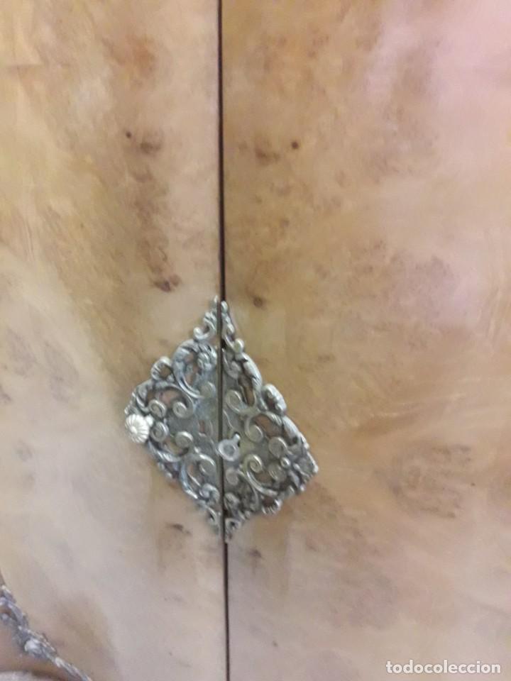 Antigüedades: armario de 4 puertas - Foto 4 - 212750145
