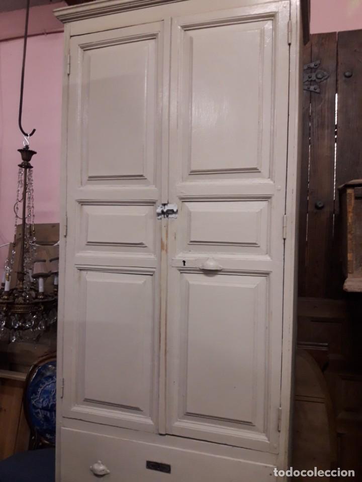 Antigüedades: armario rustico - Foto 2 - 212758335