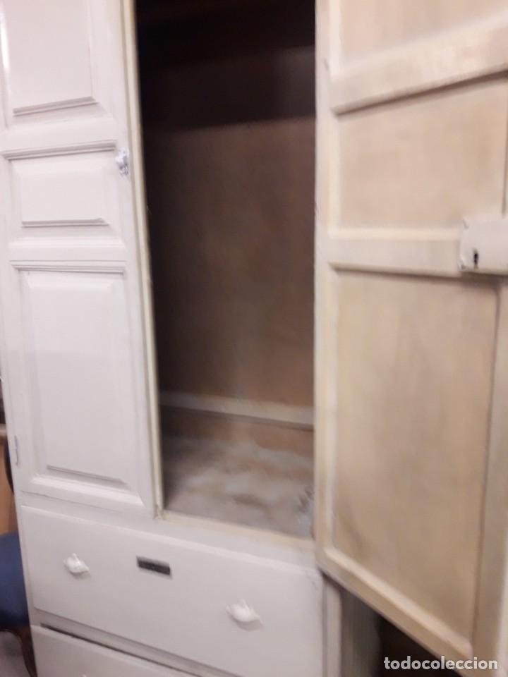 Antigüedades: armario rustico - Foto 5 - 212758335