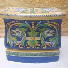 Antigüedades: TRIANA PARTE DE UNA FUENTE IMPRESIONANTE. Lote 212797292