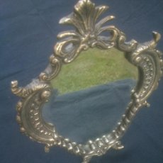 Antigüedades: ESPEJO CORNUCOPIA SOBREMESA. Lote 212810820