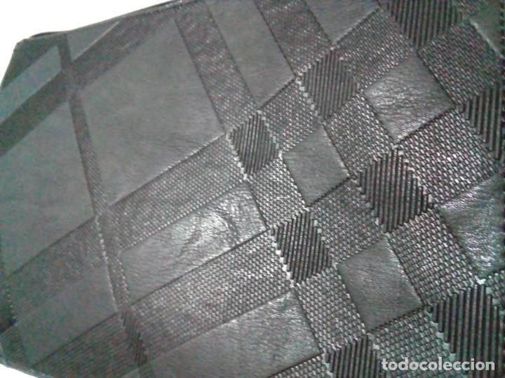 Antigüedades: bonito y elegante bolso de mano,negro,nuevo - Foto 4 - 212878671