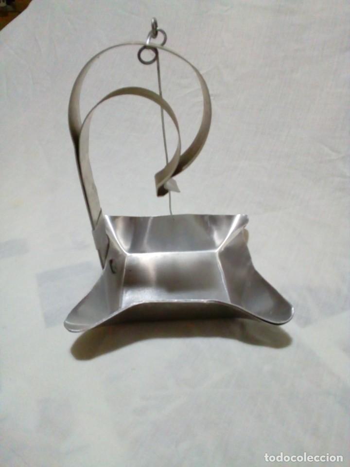 Antigüedades: candil de aceite - Foto 2 - 212925350