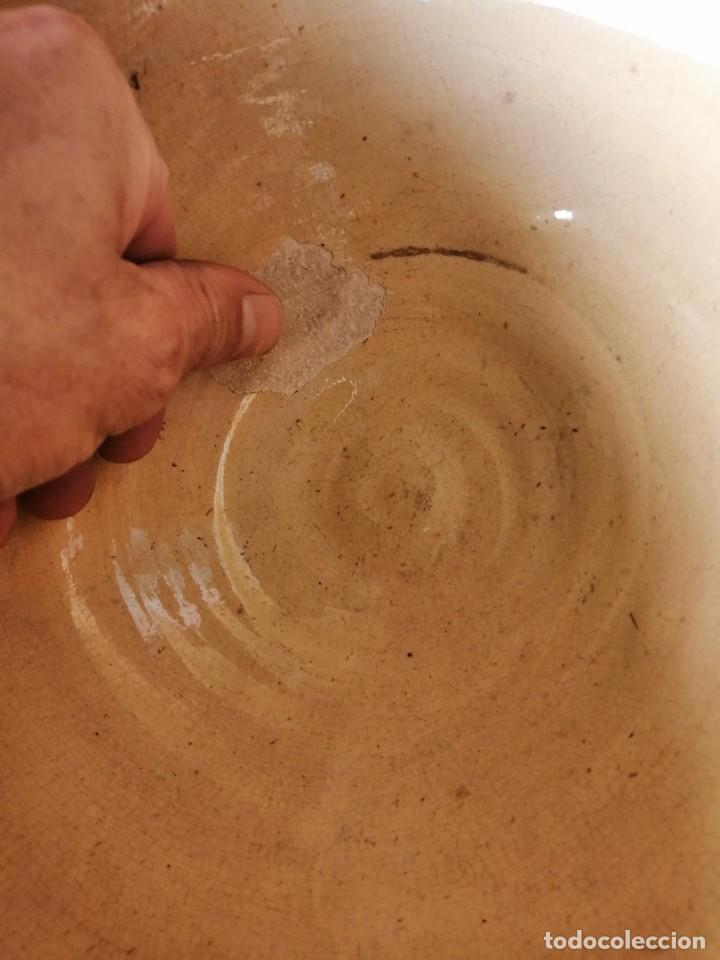 Antigüedades: Sopera de cerámica catalana - Foto 7 - 212959040