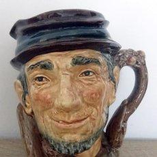 Antigüedades: JARRA ROYAL DOULTON ENGLAND JOHNNY APLESEED. Lote 213012381