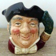 Antigüedades: JARRA ROYAL DOULTON ENGLAND MINE HOST. Lote 213013068