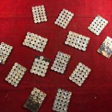 Antiquités: LOTE DE BOTONES DE NÁCAR. Lote 213049442