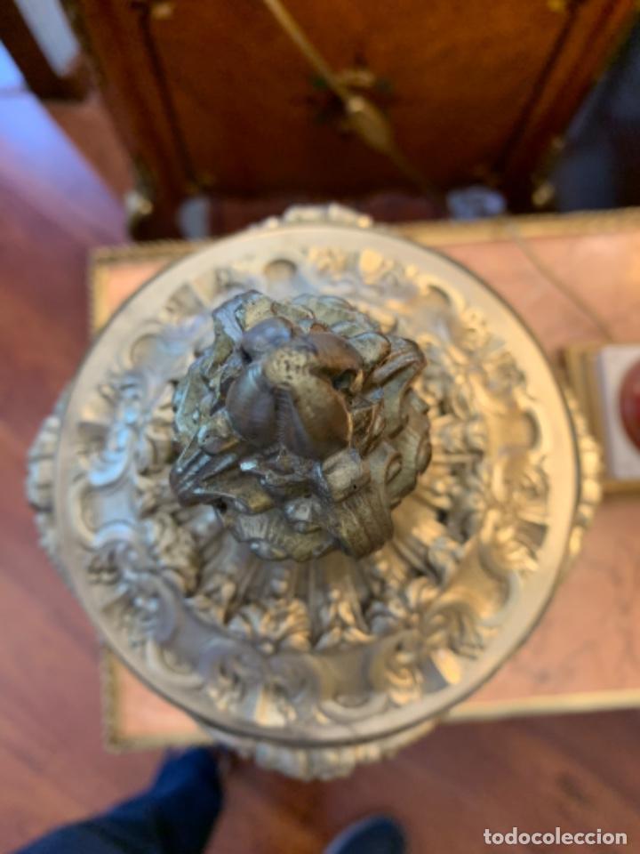 Antigüedades: Soberbio y es raro centro antiguo - Foto 5 - 191628086