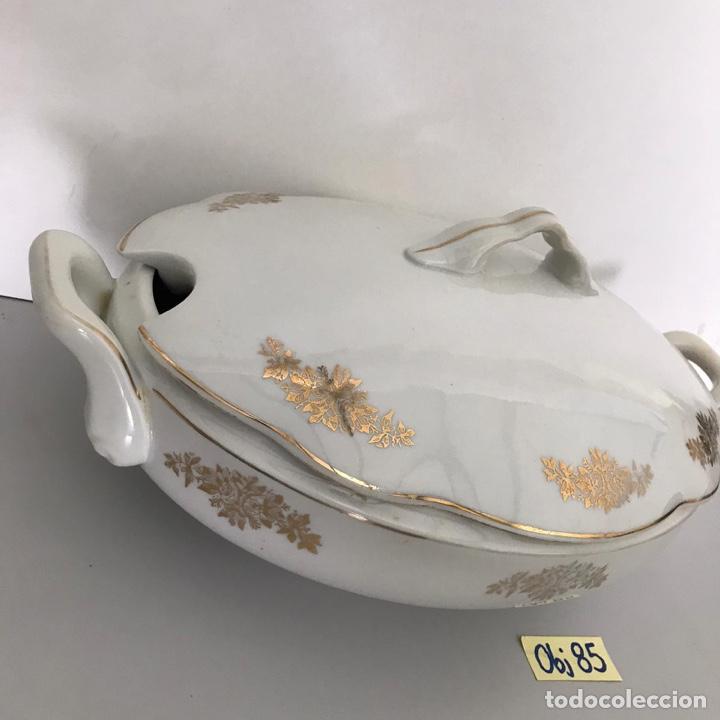 SOPERA PORCELANA DE SANTA CLARA (Antigüedades - Porcelanas y Cerámicas - Santa Clara)
