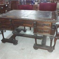 Antigüedades: MESA ESCRITORIO SIGLO XIX. Lote 213233403