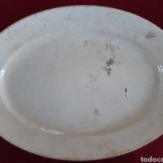 Antigüedades: FUENTE SAN CLAUDIO OVIEDO, ANTIGUA, 41X29X4,2 CM.. Lote 213266952