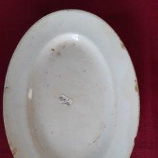 Antigüedades: FUENTE SAN CLAUDIO OVIEDO, ANTIGUA, 23 X 16 CM.. Lote 213270480