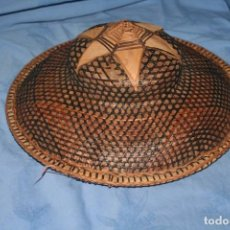 Antiquités: ANTIGUO SOMBRERO. Lote 213270536