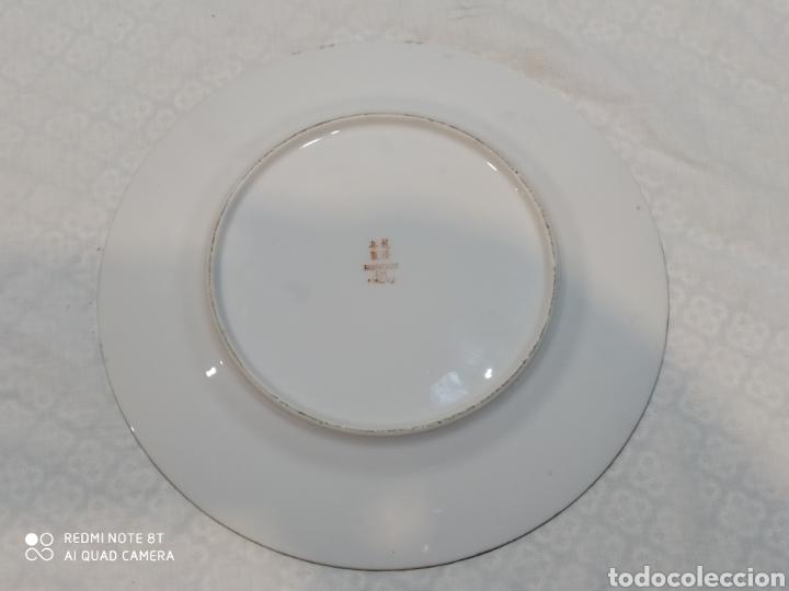 Antigüedades: Precioso plato chino Macau - Foto 10 - 213286548