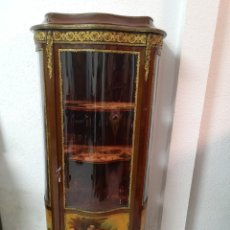 Antigüedades: VITRINA FRANCESA LUIS XV. Lote 231301900