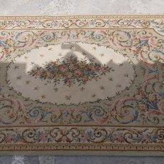 Antigüedades: ALFOMBRA, LANA, 290 X 200 CMS.. Lote 213414796
