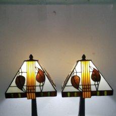Antigüedades: LAMPARAS TIPO TIFANY. Lote 213442768