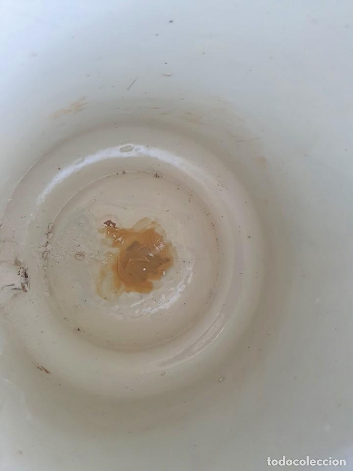Antigüedades: Antiguo aguamanil,posiblemente de manises - Foto 7 - 213487386