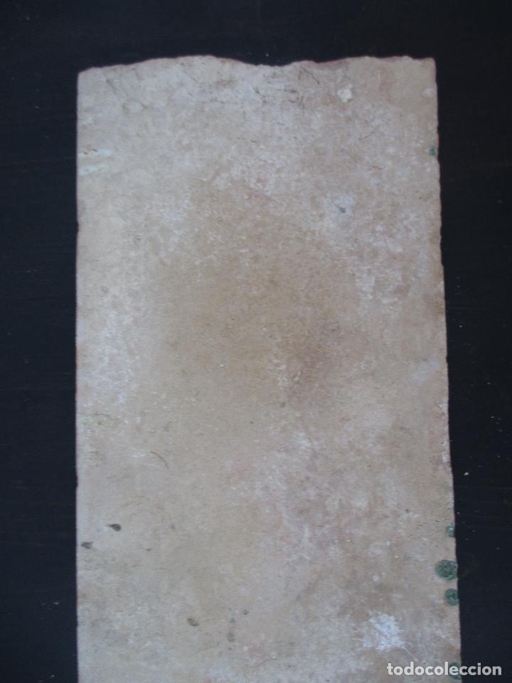 Antigüedades: Azulejo muy antiguo - Foto 2 - 213513870