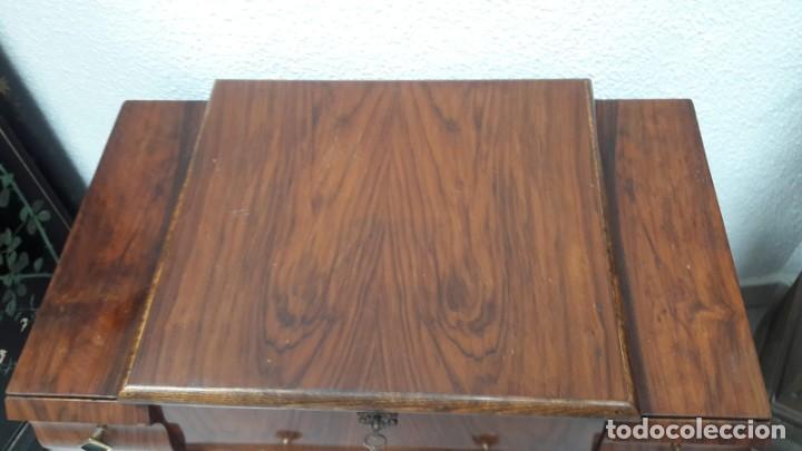 Antigüedades: Costurero época artdeco Alto 68 cm profundo 41 cm y ancho 67cm - Foto 2 - 213534452