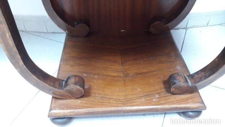 Antigüedades: Costurero época artdeco Alto 68 cm profundo 41 cm y ancho 67cm - Foto 5 - 213534452