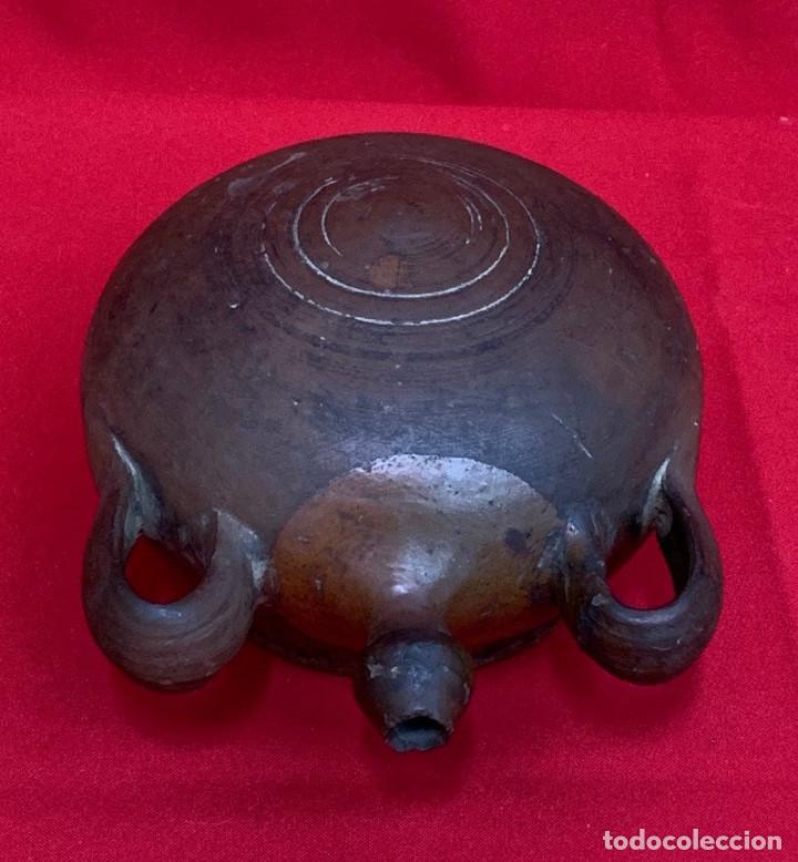 Antigüedades: BOTIJA DE CARRO - BARRILA - Foto 3 - 213552891