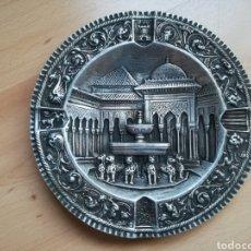 Antigüedades: PLATO DE ÉPOCA AÑOS 20. GRANADA.. Lote 213560781