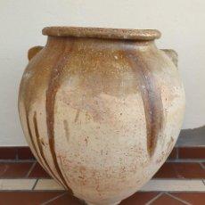 Antigüedades: DE MUSEO,MAGNIFICA TINAJA EN CERAMICA DE UBEDA,(JAEN),S. XVIII. Lote 213575788