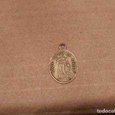 Antigüedades: MEDALLITA ÁNGEL DE LA GUARDA SIGLO XIX. Lote 213586963