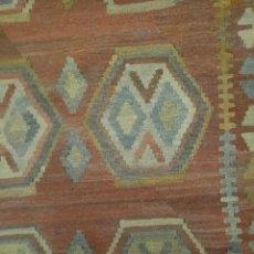 Antigüedades: KILIM. Lote 213662857