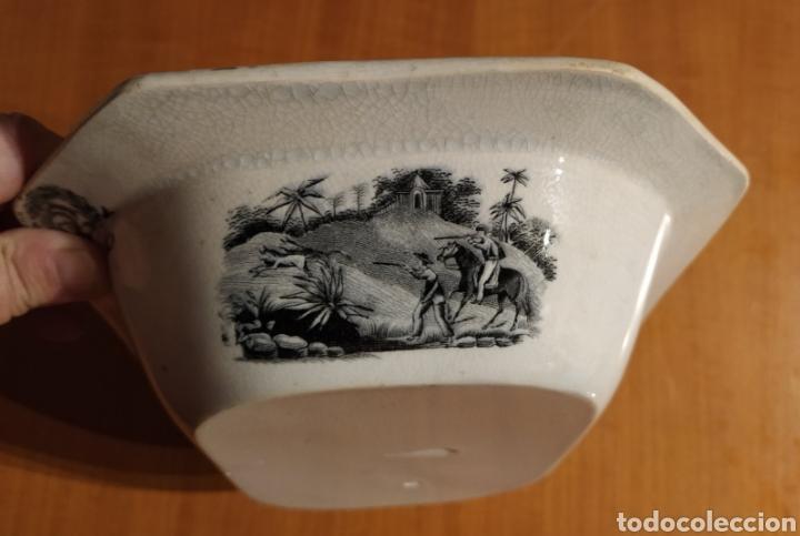 Antigüedades: Impecable Fuente honda Fábrica La Amistad - Foto 3 - 213672731