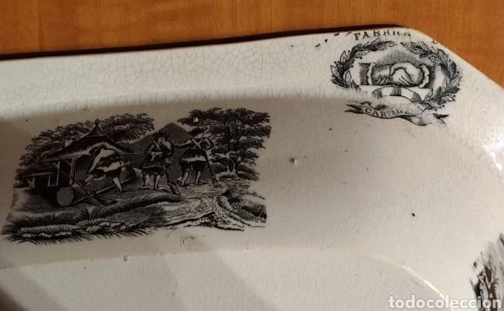 Antigüedades: Impecable Fuente honda Fábrica La Amistad - Foto 5 - 213672731