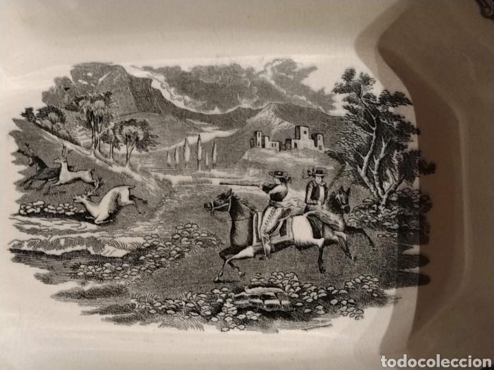 Antigüedades: Impecable Fuente honda Fábrica La Amistad - Foto 6 - 213672731