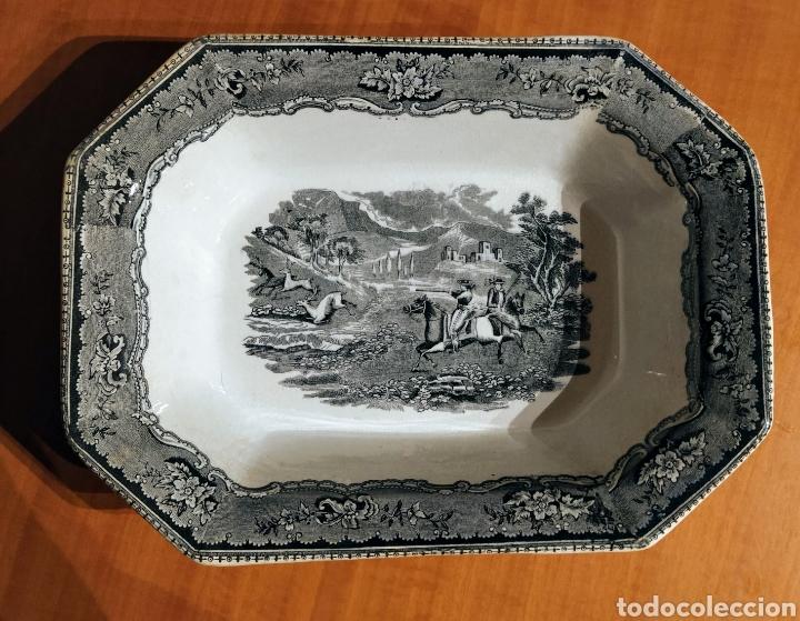 Antigüedades: Impecable Fuente honda Fábrica La Amistad - Foto 8 - 213672731