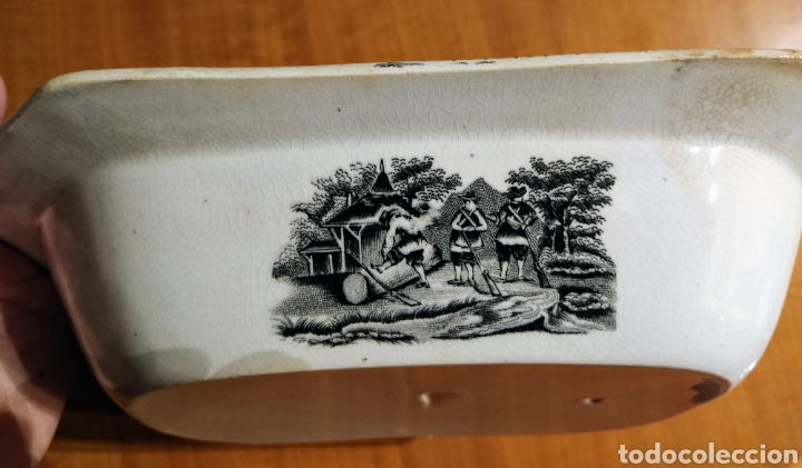 Antigüedades: Impecable Fuente honda Fábrica La Amistad - Foto 4 - 213672731