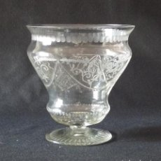 Antigüedades: PRECIOSO JARRON TALLADO DE CARTAGENA. Lote 213688385
