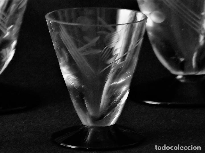 Antigüedades: Cinco copas de Santa Lucia (Cartagena) - Foto 4 - 274637373