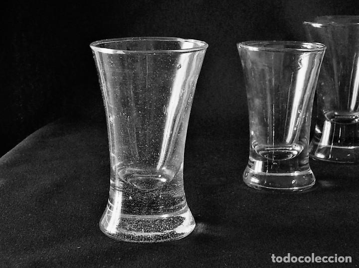 Antigüedades: Ocho vasos de Santa Lucia (Cartagena) - Foto 2 - 213690903
