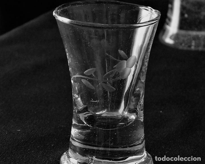 Antigüedades: Ocho vasos de Santa Lucia (Cartagena) - Foto 5 - 213690903